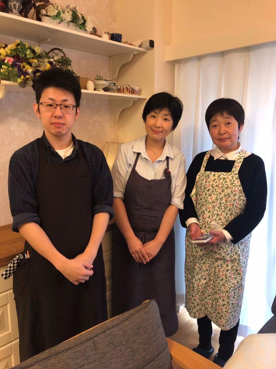 前田量子先生のお料理教室に行って来ました。